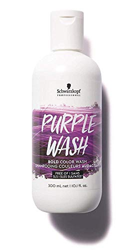Schwarzkopf Professional BOLD Color Washes , Wash Purple, 300ml