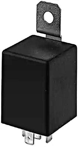 HELLA 4DB 009 123-041 Blinkgeber - 24V - 4-polig - Anbau - elektronisch - mit Halter