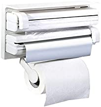 Other Triple Paper Dispenser, White