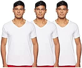 Hanes 3-Pack V-Neck T-Shirt 777 L/G White
