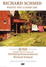 Richard Schmid Paints The Landscape - JUNE DVD