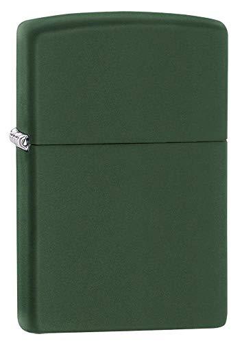 Zippo Classic Green Matte Pocket Lighter