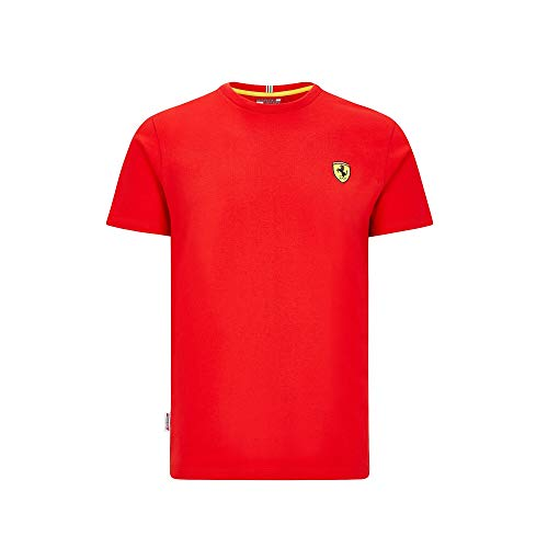 Ferrari Scuderia Camiseta oficial Racing Team F1, rosso, XXL
