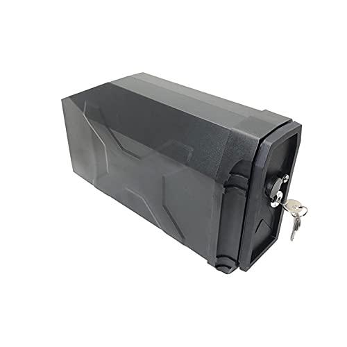DANFENG Ajuste para BMW R1200GS ADV LC R1200 R 1200 GS Adventure 2013-2018 2019 Caja de herramientas de caja de herramientas de caja de plástico decorativa A prueba de agua 5 litros Bellamente decorad