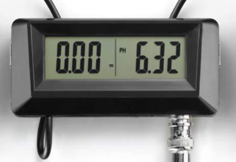 PH & EC Messgerät Bestimmung Salzgehalt, Dichte und Salinität im Meerwasseraquarium Salzwasseraquarium PPT EC-Meter Leitwert/Leitfähigkeit EC8