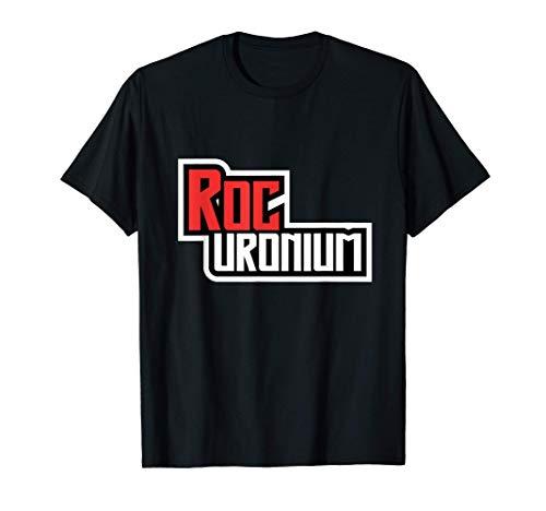 Rocuronium Anästhesie Narkose Rettungsdienst Geschenk T-Shirt