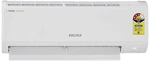 Voltas 1 Ton 3 Star Non-Inverter Split AC (SAC_123_DZW, White)