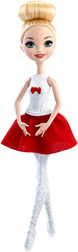 Mattel Ballet Apple White Doll by Ever After High, DTK50