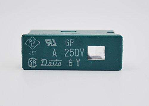 Daito Fusible de alarma GP50 5 Amp FANUC 250V