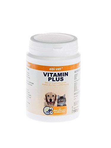 EBI-Vet Vitamin Plus Tabs per cani e gatti 150G