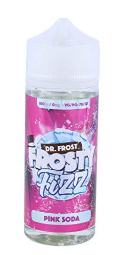 Dr. Frost Frosty Fizz Pink Soda Shortfill Liquid 100ml nikotinfrei