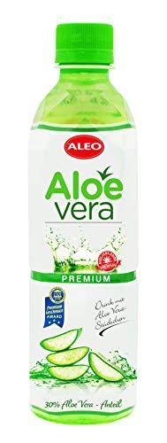 ALEO Aloe Vera Getränk Premium ( 12Fl. zu je 0,5 L)inkl.Pfand