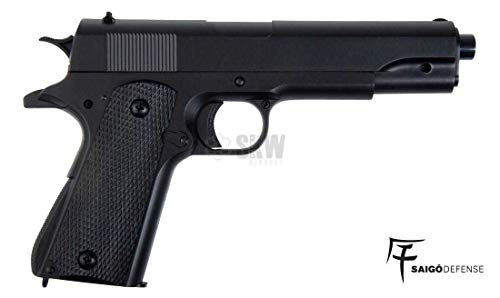 Pistola SAIGO 1911 6mm Tipo Colt 1911