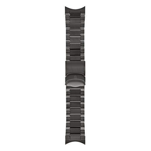 Luminox Herren-Armband Atacama Serie IP Gunmetal Dark Edelstahl