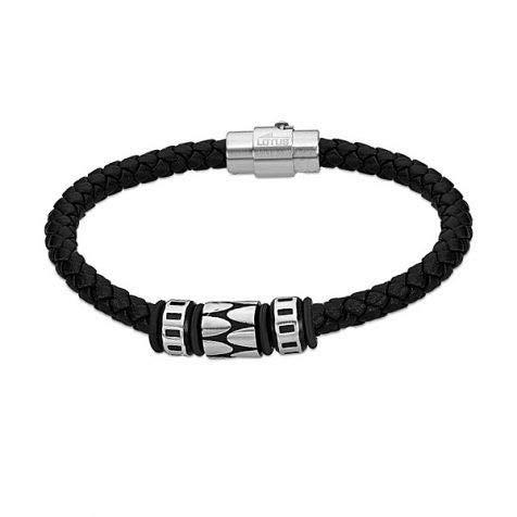 Pulsera Lotus Style Dark Style LS2068-2/2