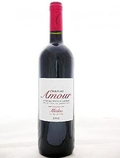 シャトー・アムール【Chateau Amour】【フランス・ボルドー産・赤ワイン・辛口・フルボディ・750ml】
