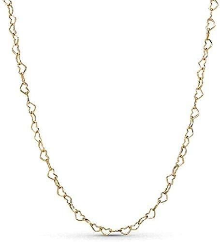 LLJHXZC Collar Collar Collares Mariposa Colgante Collar Pulseras para Mujer joyería Collar Regalo