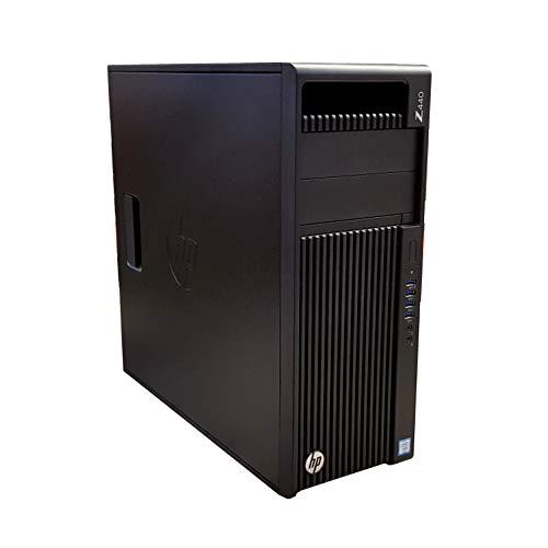 Z440 Gaming Workstation Rig Xeon E5-1650 v3 3.5GHz 6-Core 16GB DDR4 RAM 128GB SSD + 1TB HDD GTX 1060 6GB Win10 Pro USB 3.0 (Renewed)