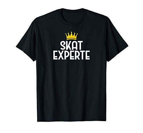 Skat Experte Kartenspiel T-Shirt