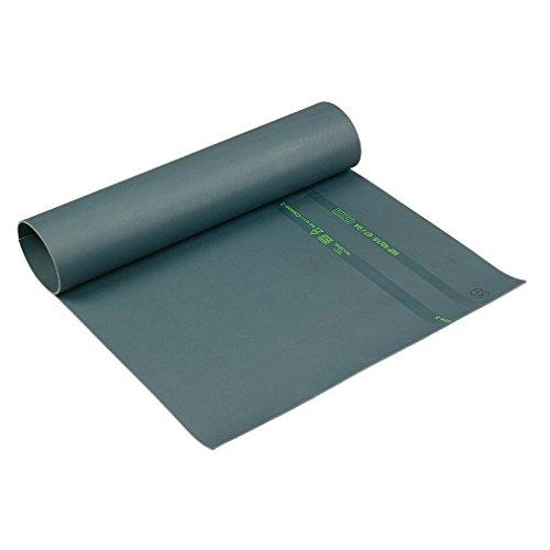tapis isolant - 3 mm - 0.60 x 0.60 mètre - catu mp-42/66