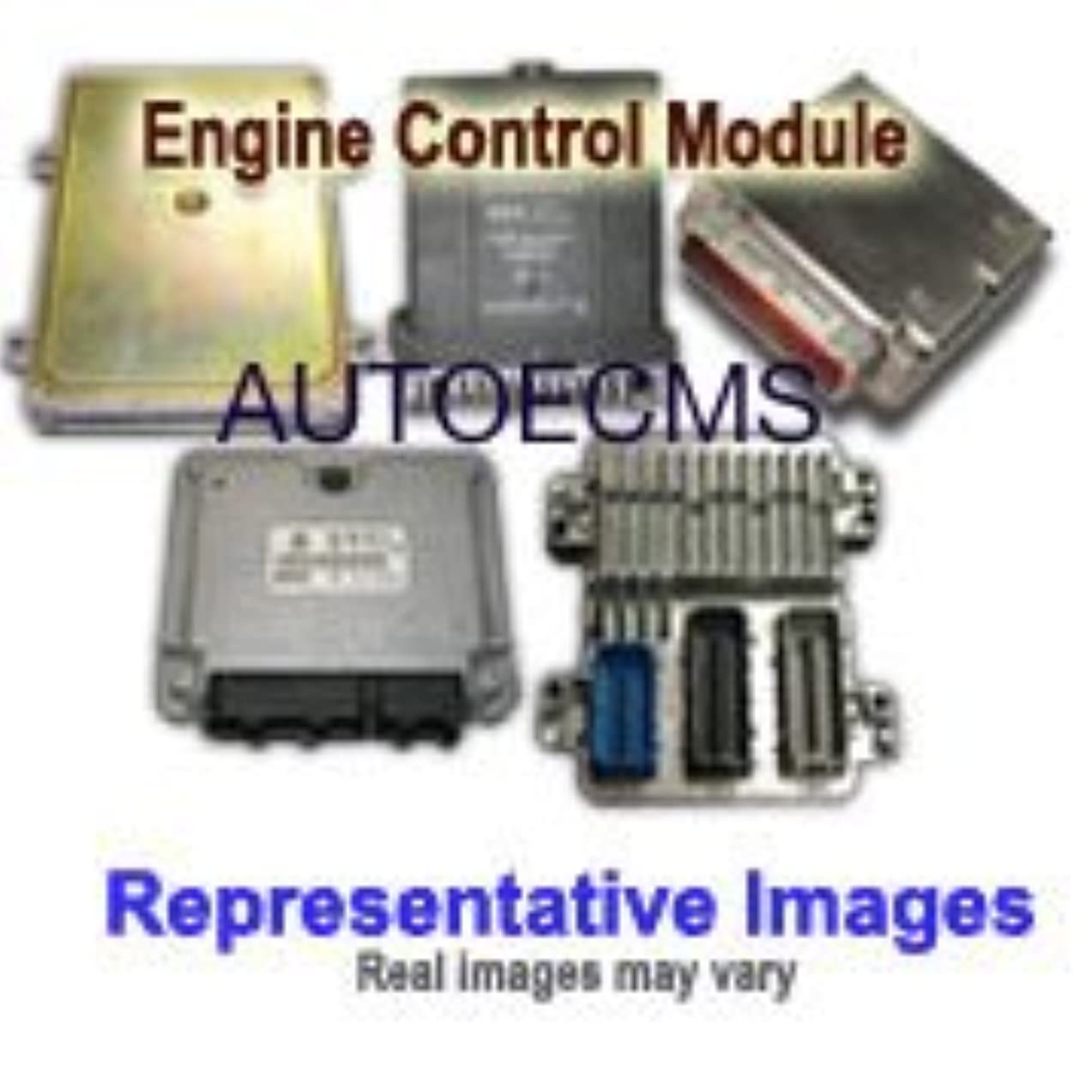 Toyota 89550-12022 Emission Control Computer Assembly