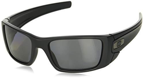 Oakley Fuel Cell 男式偏光生活风格运动装太阳镜 - 哑光黑/灰 均码 OO9096-05-AMA