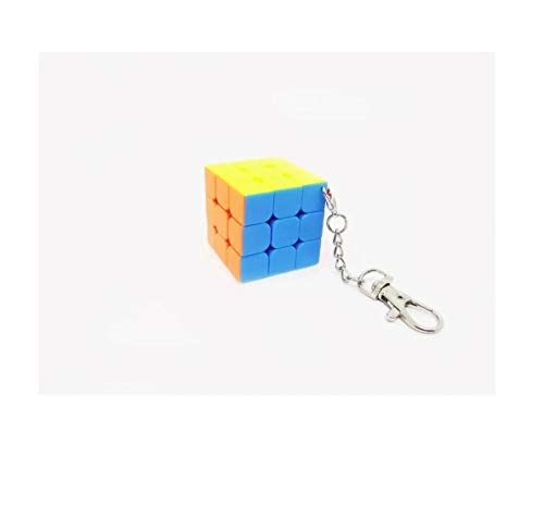 Chaveiro Cubo Mágico 3x3x3 - JHT850