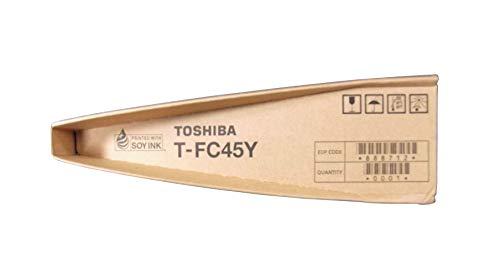 Toshiba TFC45Y Original Amarillo 1 Pieza(s) - Tóner para impresoras láser (18000 páginas,...
