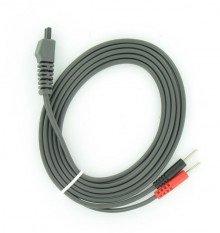 Cable para Cefar Activ x4, MYO x4, Rehab X7 Electroestimuldor rehabilitación