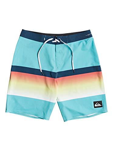 Quiksilver Men's Slab 20 Inch Length Stretch Boardshort Swim Short
