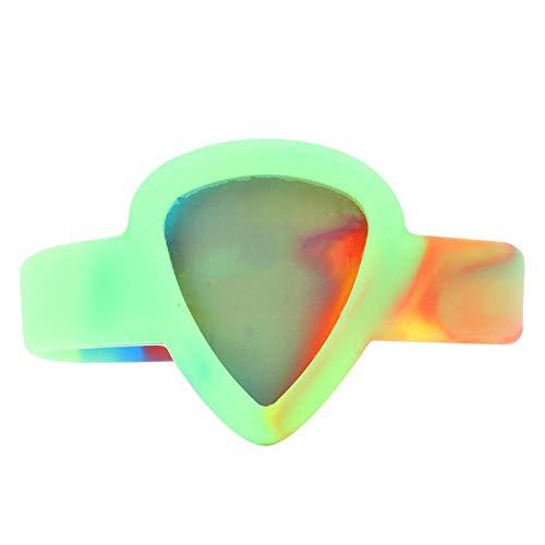 Bnineteenteam rubber plectra houder polsband ring plectra houder armband