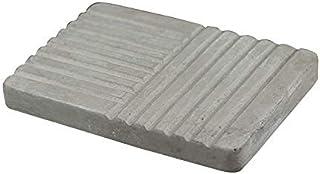 Nicole Silicone Concrete Mold for Soap Dish Rectangular with Stripe Handmade Cement Mould Nordic Original Ornaments