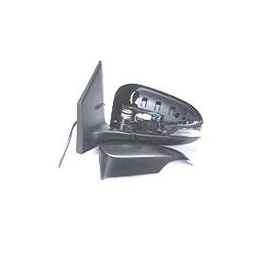 7445611463456 derb spiegel achteruitkijkspiegel links [bestuurderszijde] thermospiegel - met koplamp - afdekhoes voor omlijsting