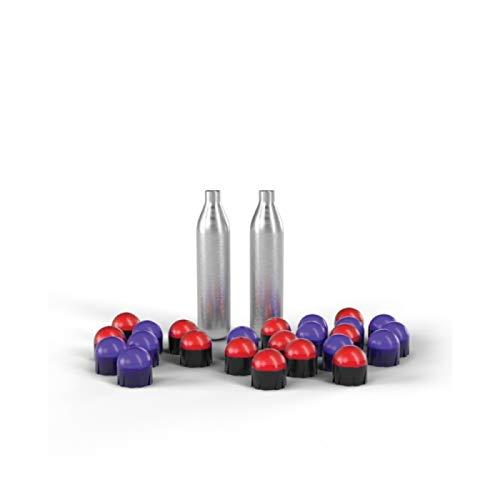 PepperBall TCP VXR Refill Kit with CO2 Cartridges