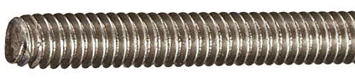 Tachuelas M12 x 90 chapadas en zinc, paquete de 6
