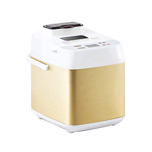 Brood Machine Automatic Breadmaker 2 Lbs 19's glutenvrij volkoren RVS broodbakmachine huisbakkerij