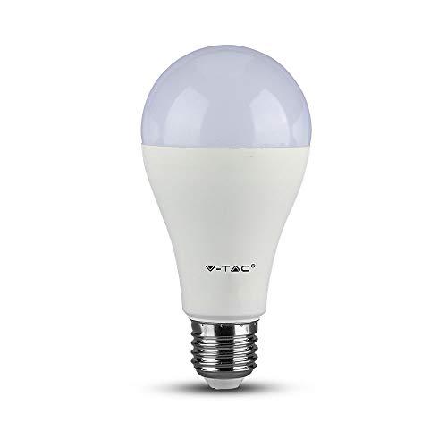 V-TAC VT-2017Ø Lampadina LED E27, 17 W, Bianco