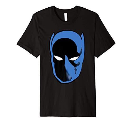 Marvel Black Panther Big Face Premium T-Shirt