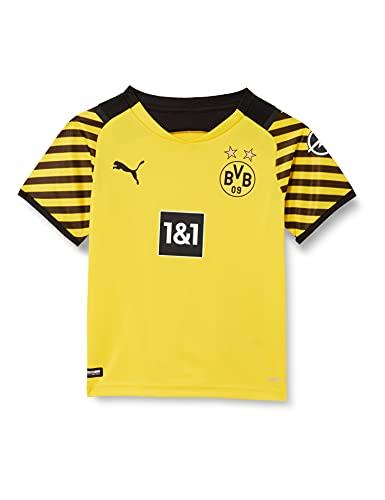 BVB Home Shirt Replica SS Jr w Sponsor