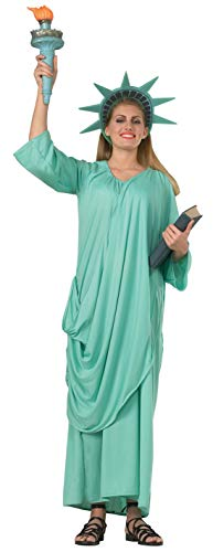 Rubie\'s 216359 - Statue of Liberty, STD, hellblau