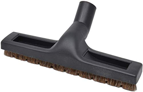 ZVac Compatible 1 & 1/4 inches 32MM Deluxe Floor Brush Replacement for Most Vacuums Using 1 & 1/4' Fittings or Attachments