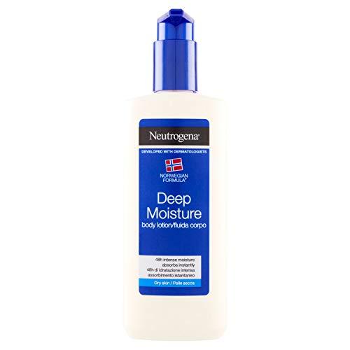 Crème pour le corps fluida idratazione intensa per pelle secca 250 ml