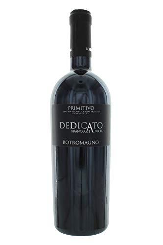 Primitivo Dedicato Dop Riserva2011 Botromagno