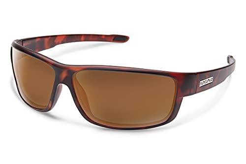 Suncloud Voucher Polarized Sunglasses, Matte...