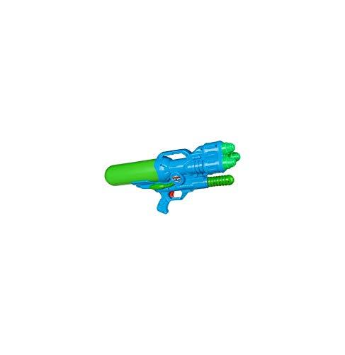 AC-Déco Pistolet à Eau - 3 Jets - Pompe 57 Cm