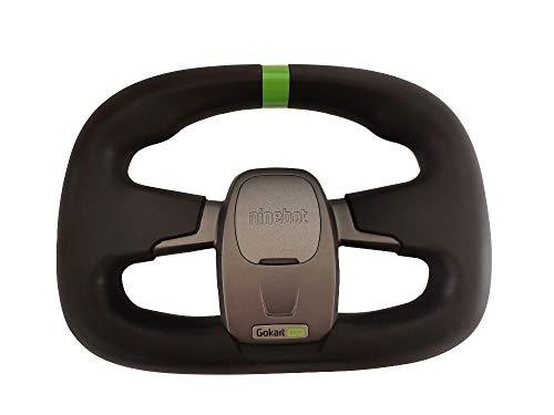 SPEDWHEL La pieza de repuesto original del volante está especialmente diseñada para el scooter eléctrico Ninebot Gokart Pro Smart Self Balance