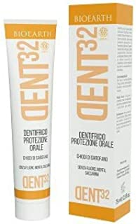 Bioearth Dent32 Toothpaste Oral Protect, Clove, 75 ml