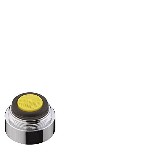 AXOR Ersatzteil wassersparender Luftsprudler (mit Durchflussbegrenzer, 7l/min) Chrom