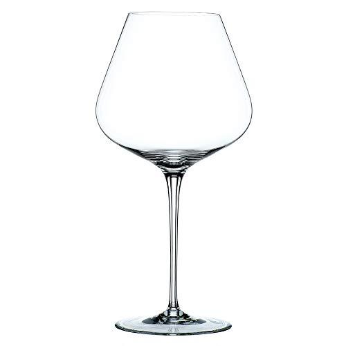 Spiegelau & Nachtmann, 4-teiliges Burgunderglas-Set, Kristallglas, 840 ml, ViNova, 0098072-1