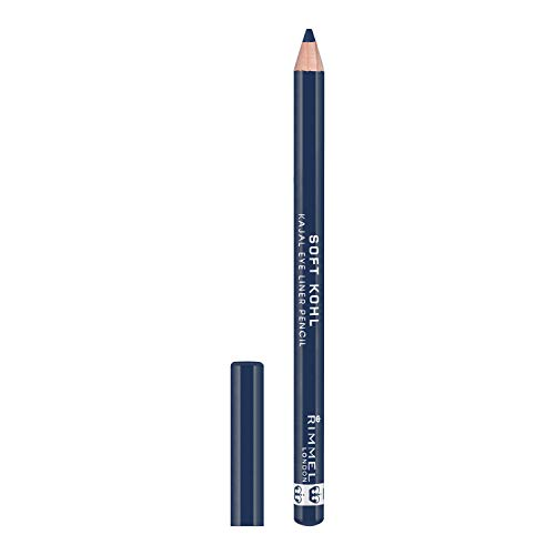 Rimmel London Soft Khol Kajal - Matita Occhi 021 Denim Blue